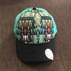 NWT Patagonia Womans Interstate Snapback Cap hat